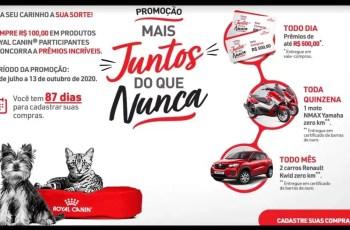 Promoção Royal Canin 2020