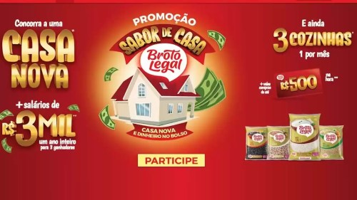 Sabor de Casa Broto Legal