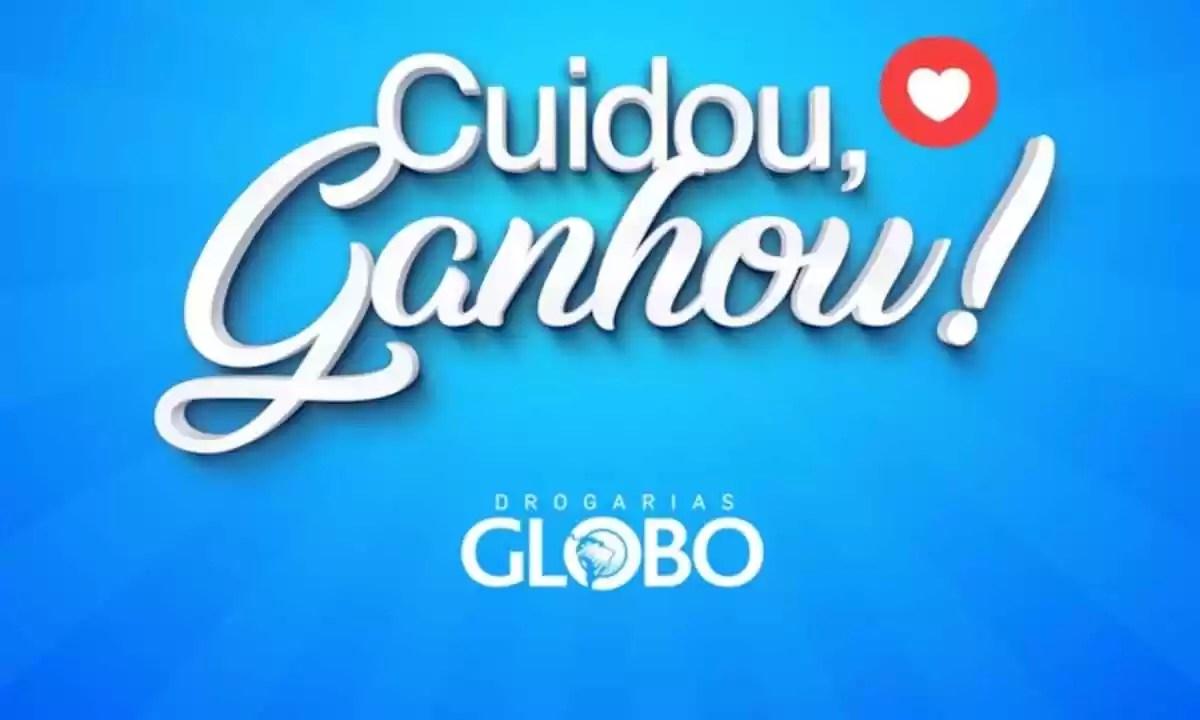 Promoção Drogarias Globo Cuidou Ganhou