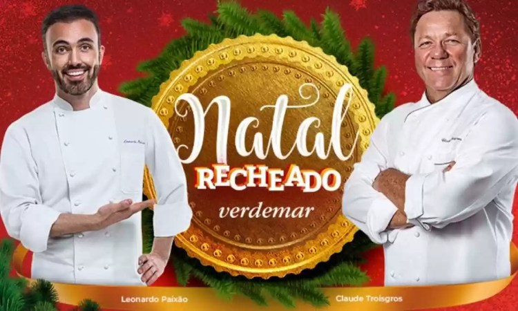 Promoção Super Verdemar Natal Recheado 2020