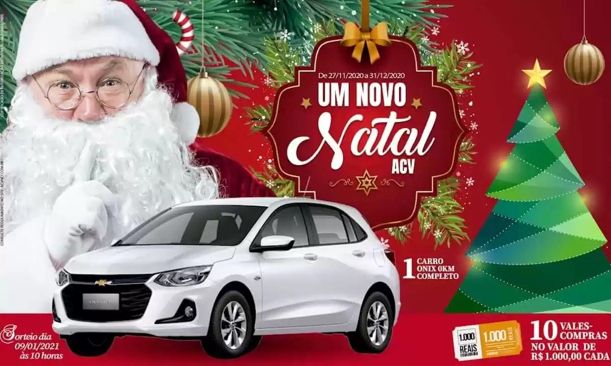 Promoção ACV Votuporanga Um Novo Natal 2020