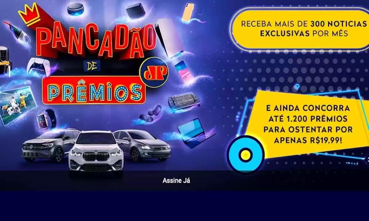 Promoção Radio Jovem Pan Pancadão de Prêmios