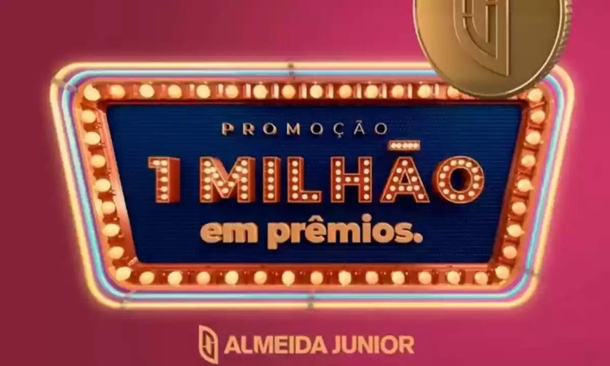 Promoção do Milhão Almeida Junior