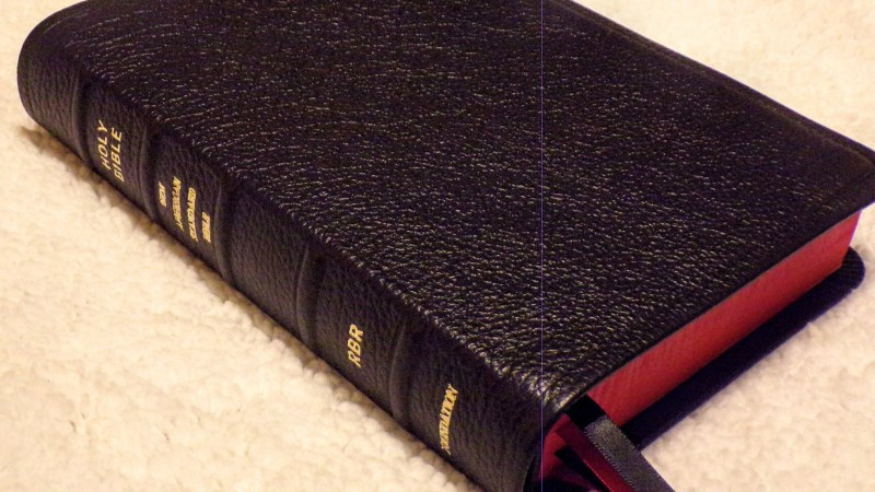 Foundation NASB Hardback Conversion