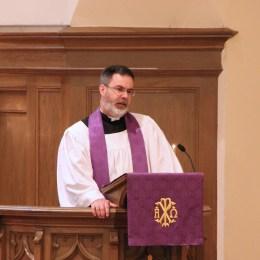 Pastor David Petersen