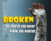 church is broken