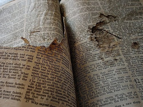 bible mistakes