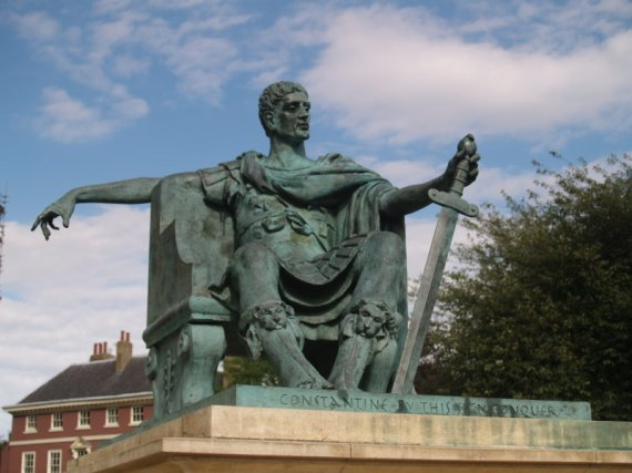Constantine - The First Christian Emperor
