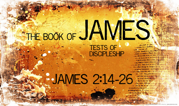 James 2:14-26