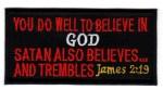 Even the Demons Believe (James 2:19)