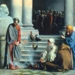 The Six Denials of Peter