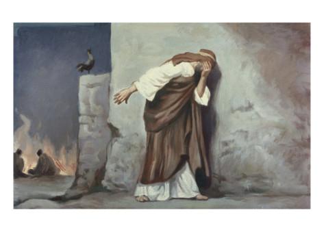 Six Denials of Peter