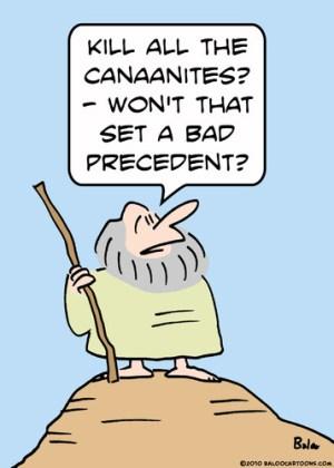 Kill Canaanites