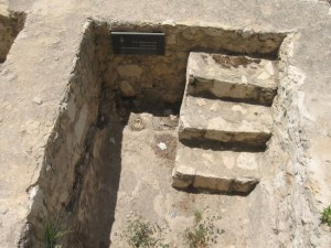Luke 3 Jewish Mikveh
