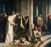 Jesus serving - our model