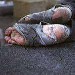 You might be surprised who you will meet among the homeless