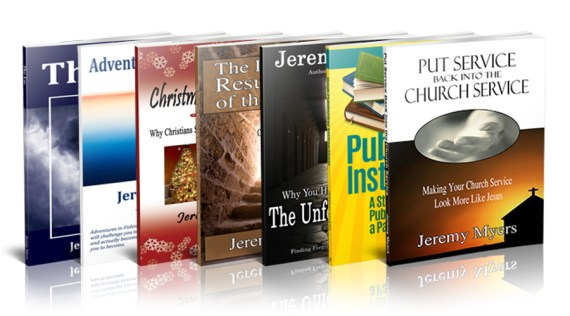 All books by Jeremy Myers
