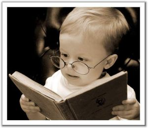 start reading books young
