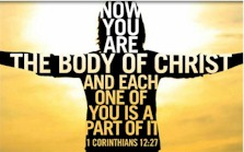 church - body of Christ