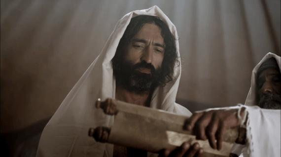 expository preaching of Jesus