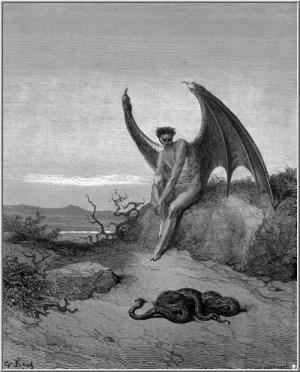satan casts out satan