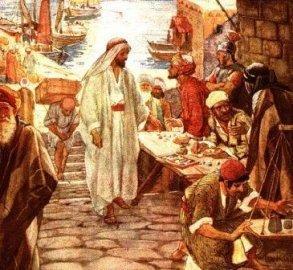 levi matthew luke 5:27-32