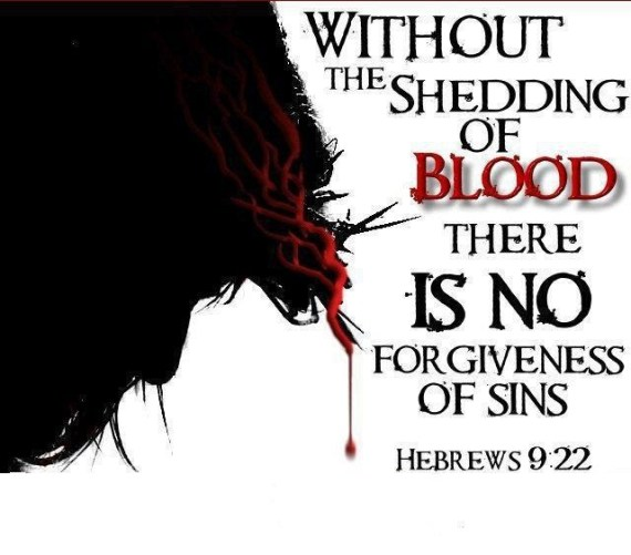 10 reasons Hebrews 9:22 does not teach the shedding of blood for the