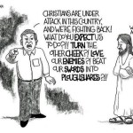 Christians are under attack?