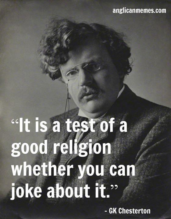 good test of religion