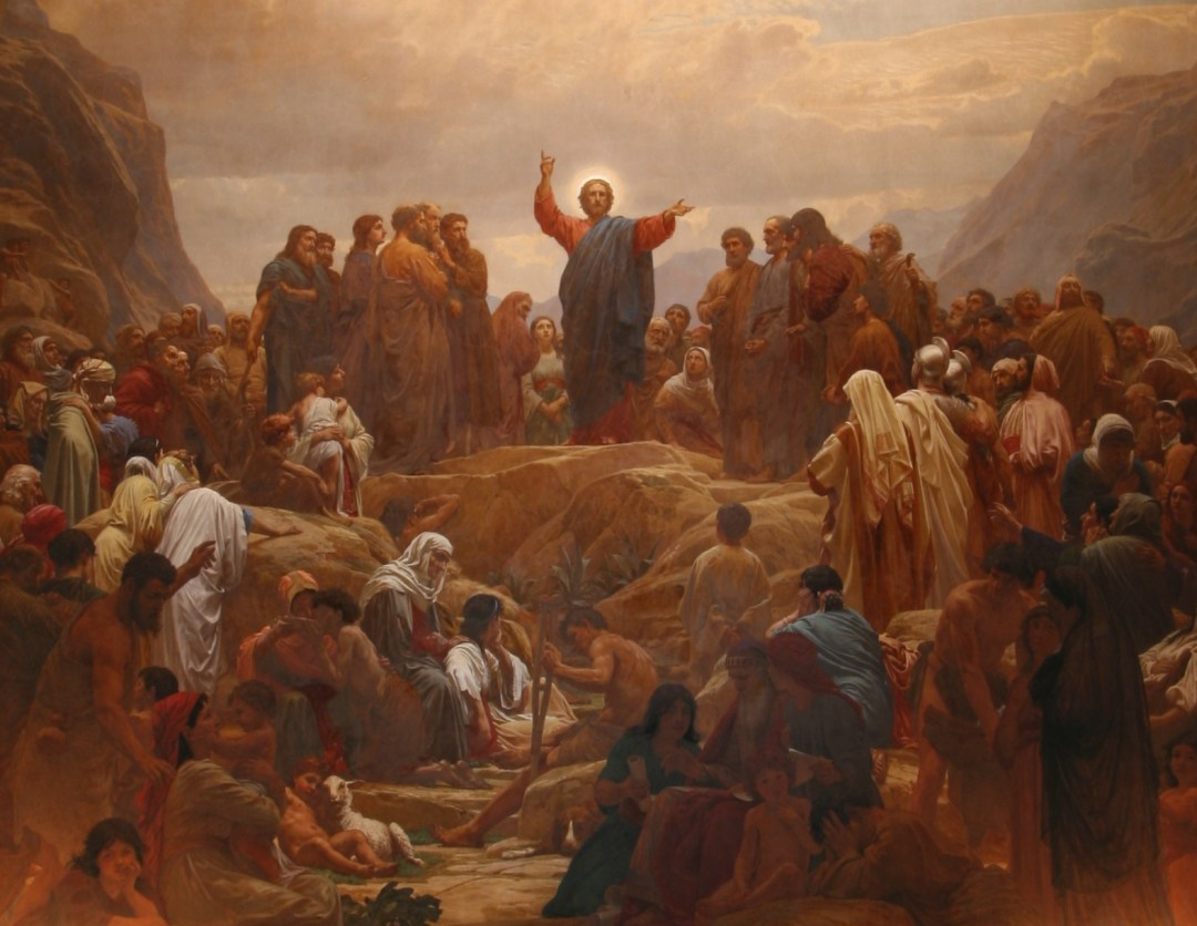 Sermon on the Mount in Luke 6