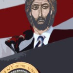 The Sermon on the Mount according to Congressional Jesus