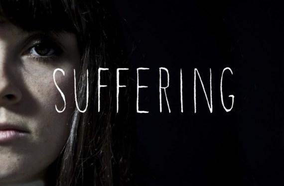 suffering for Jesus