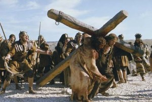 take up your cross and follow Jesus