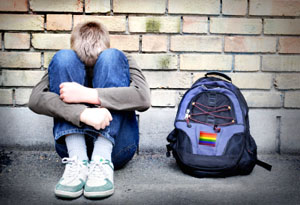 LGBT Homeless TEen