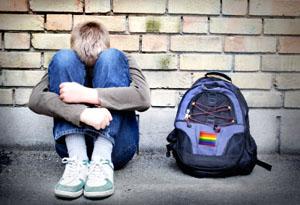 LGBT Homeless TEen