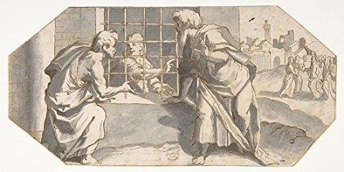 John questions Jesus Luke 7