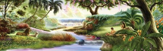 garden of eden Genesis 2:8-15