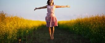 be happy like God