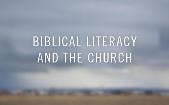 biblical literacy