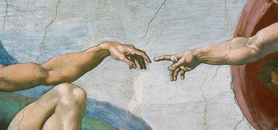 god speaks to humans