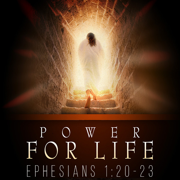 power Ephesians 1 19-23