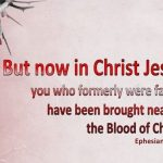 Ephesians 2:13-17 – War and Peace