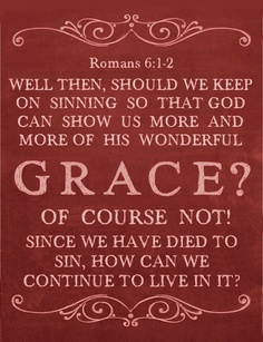 Romans 6:1