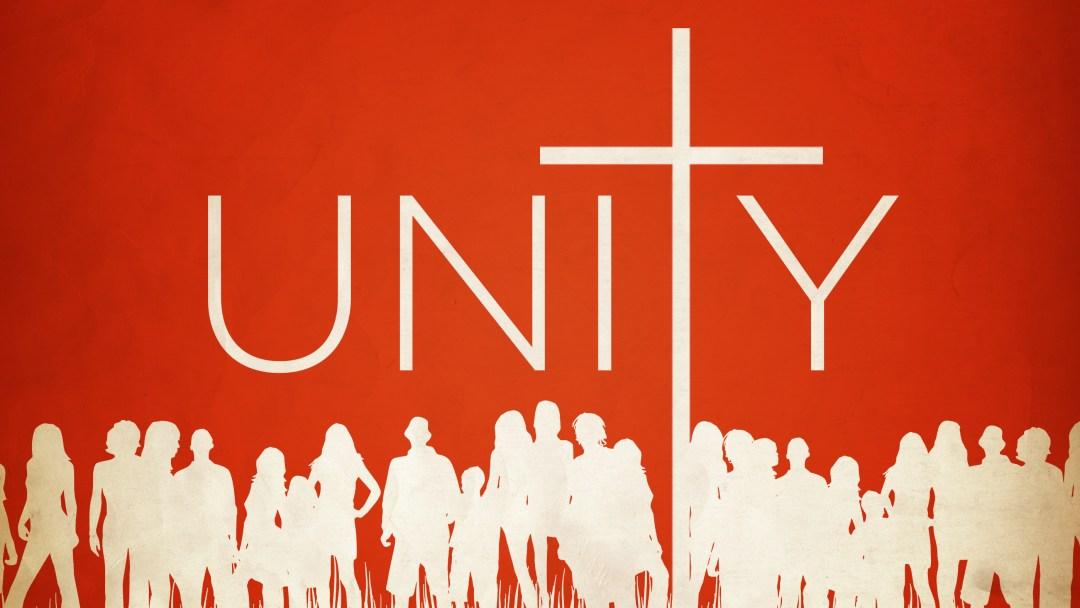 Ephesians 4:1-3 Unity