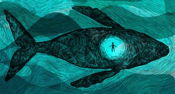 Jonah 2:1 prayer of Jonah