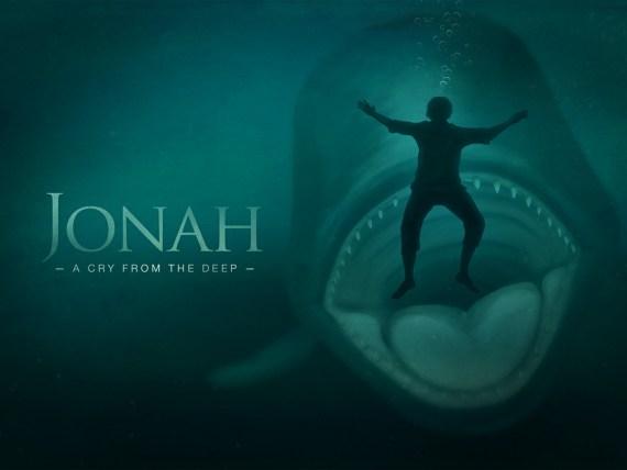 Jonah 2:5-6