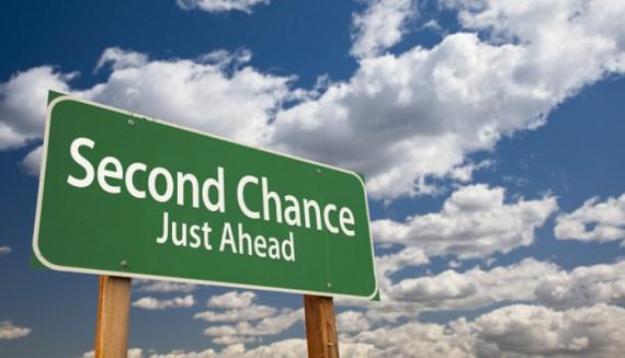 Jonah 3:1 second chances