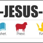 """Christ"" is not the last name of Jesus … It's a title"