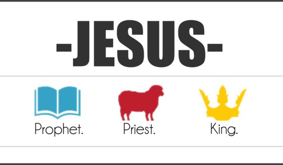 Jesus is prophet priest king