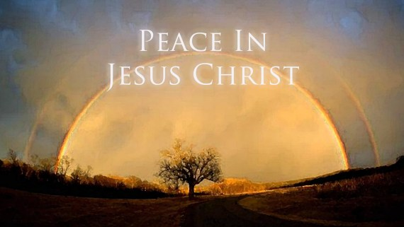 Peace in Jesus Christ